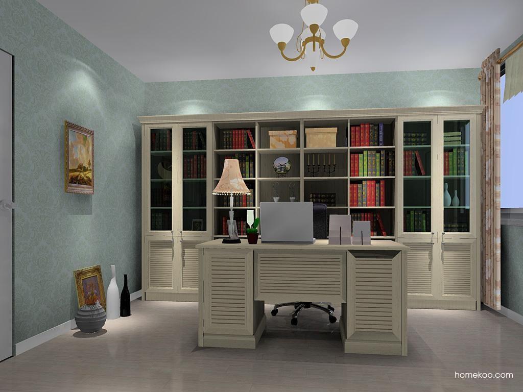 英伦印象书房家具C11003