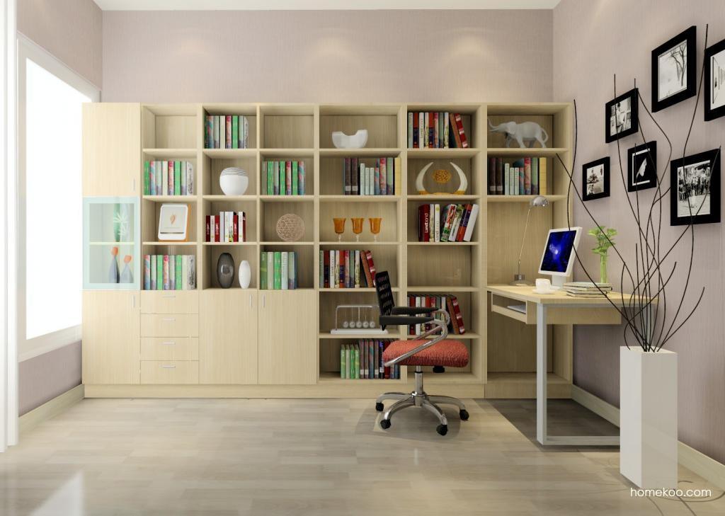书房家具C1492