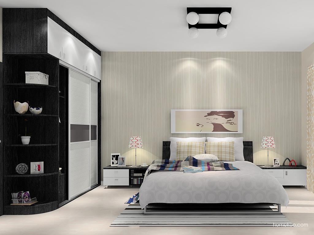 简约主义卧房家具A13511