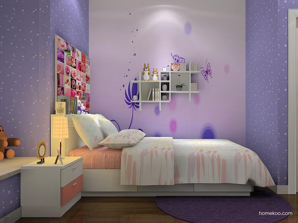 女孩的梦青少年房B11653