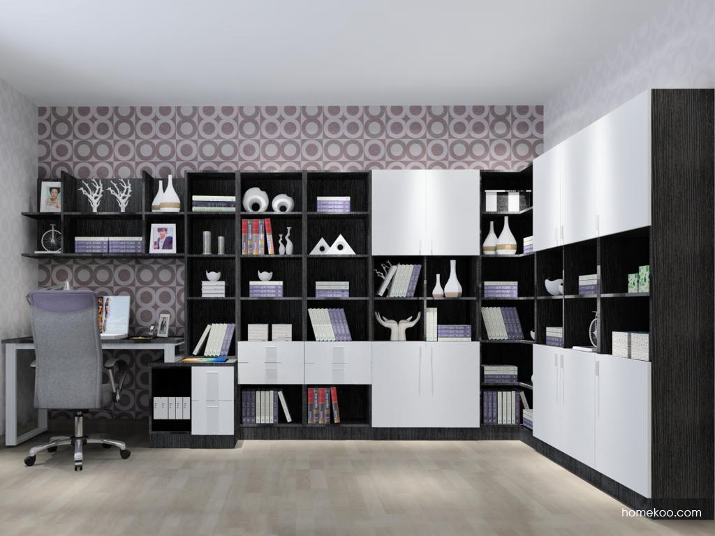 简约主义书房家具C11065