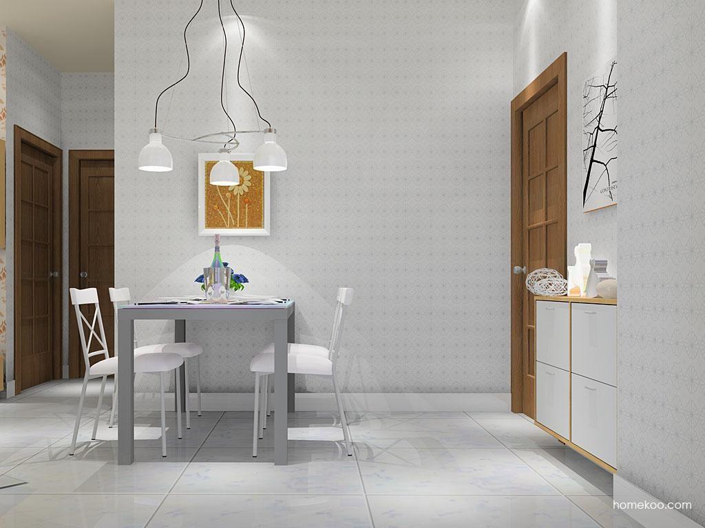 新实用主义餐厅家具E10426