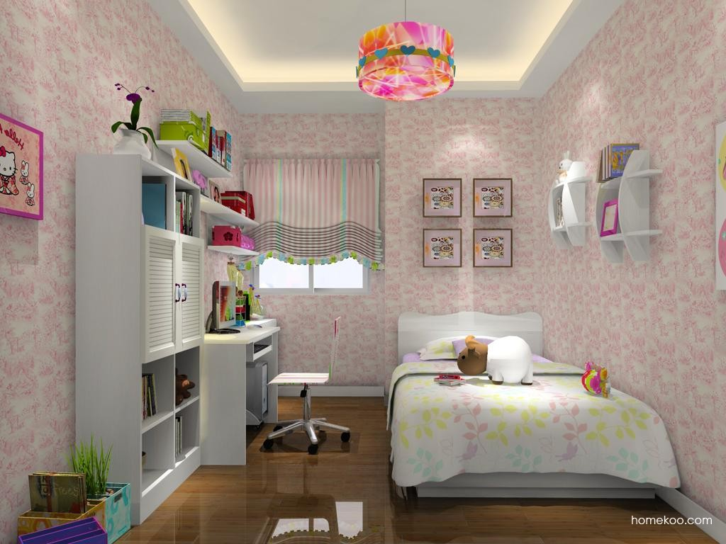 女孩的梦青少年房B11669