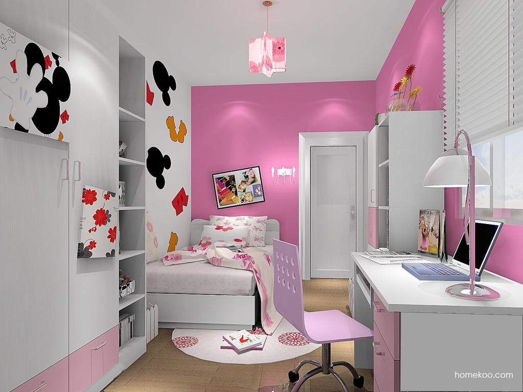 女孩的梦青少年房B11677