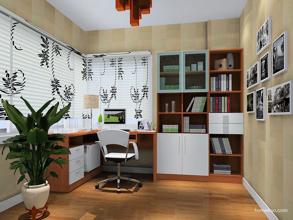 新实用主义书房家具C11077