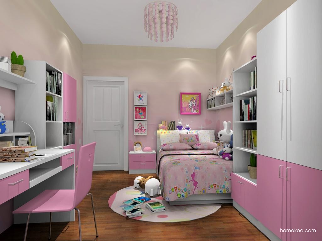 女孩的梦青少年房B11691