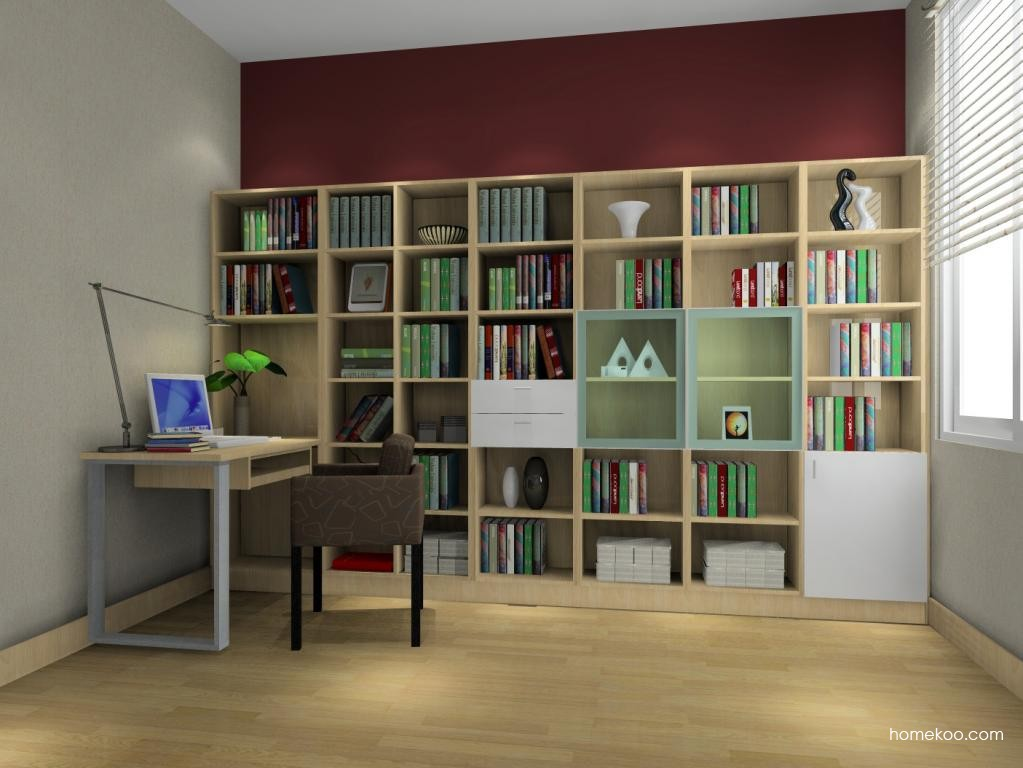 书房家具C1511