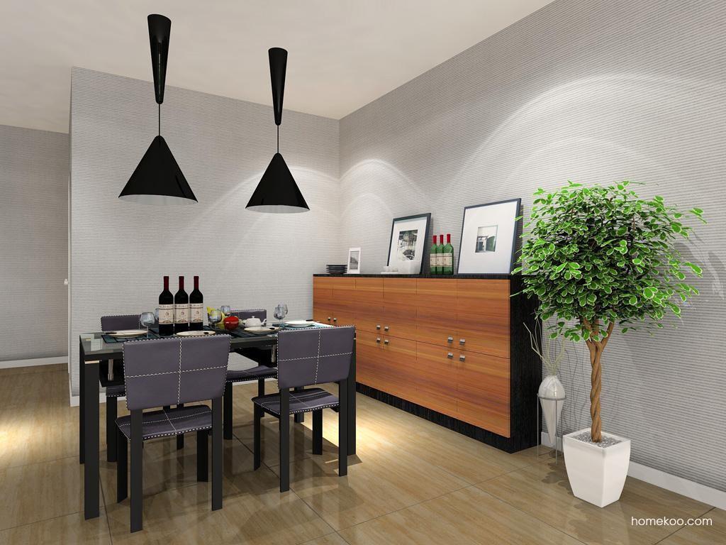 德国森林餐厅家具E10499