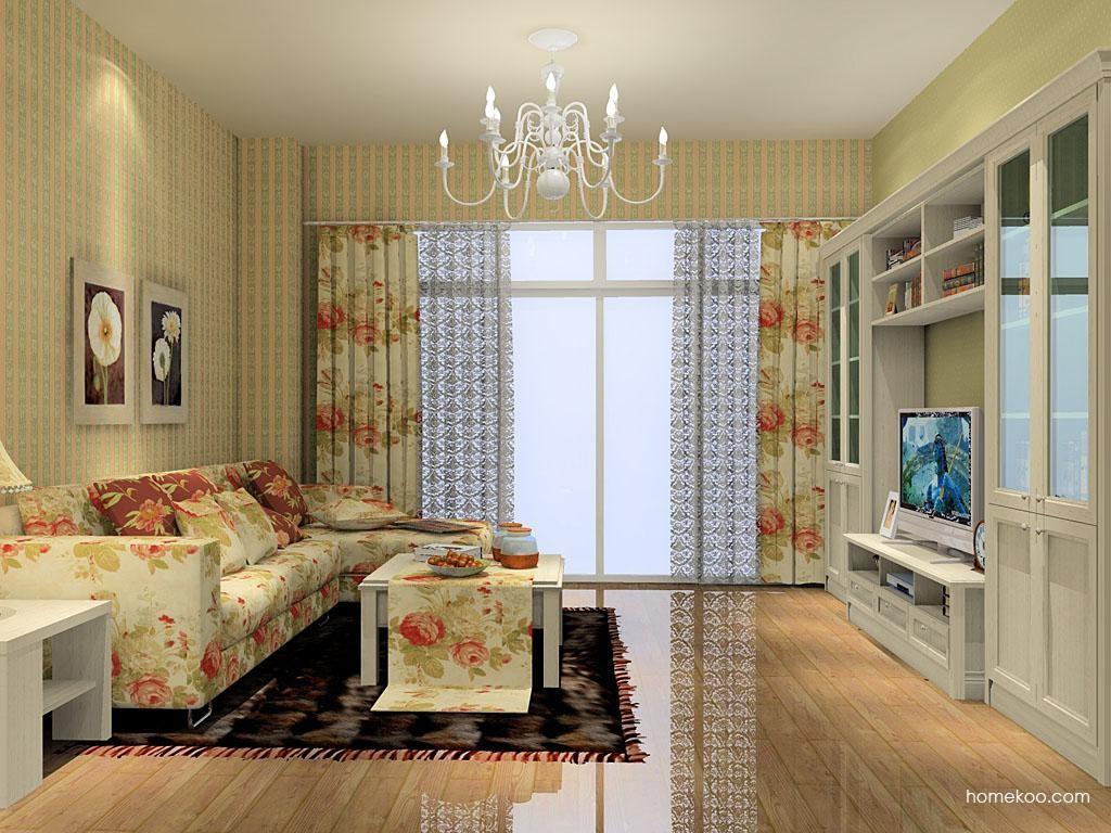 英伦印象客厅家具D13523