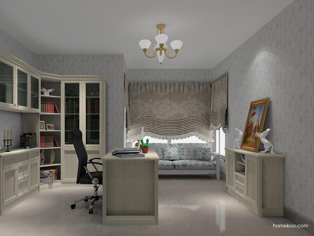 英伦印象书房家具C11127