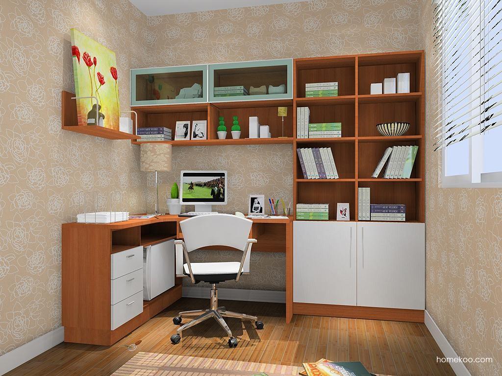 新实用主义书房家具C11132