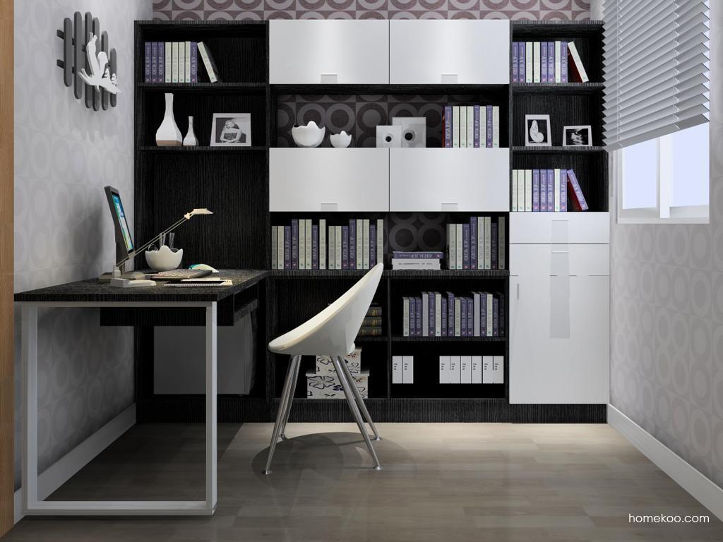 简约主义书房家具C11136
