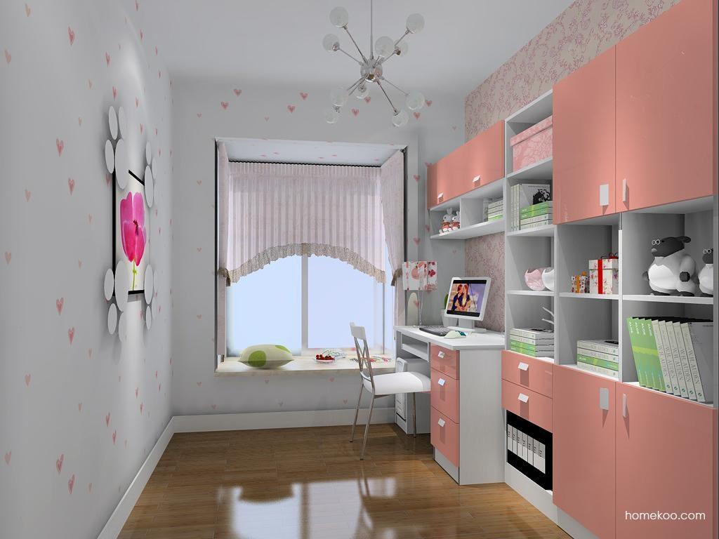 浪漫主义书房家具C11147