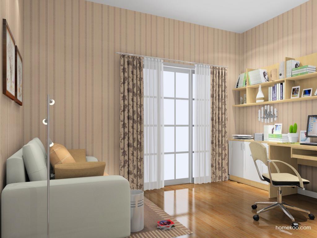 新实用主义书房家具C11157