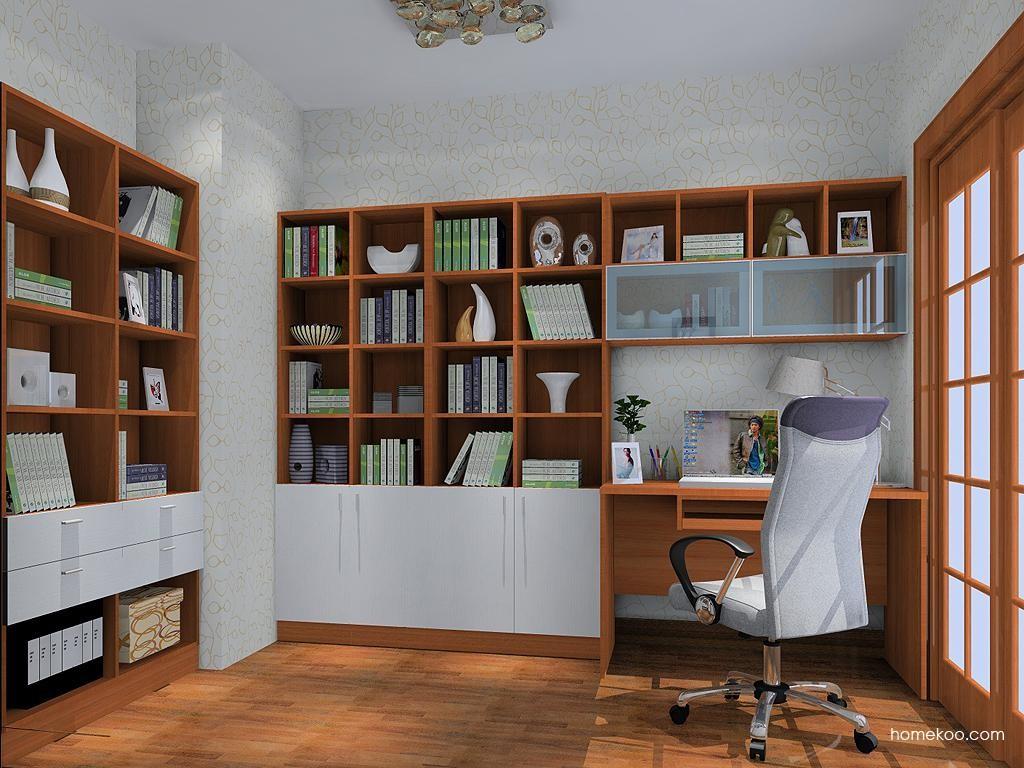 新实用主义书房家具C11184