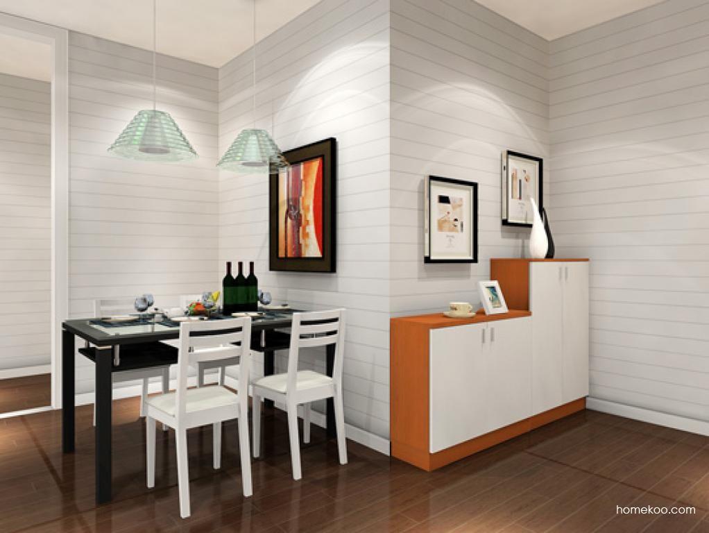 新实用主义餐厅家具E10568