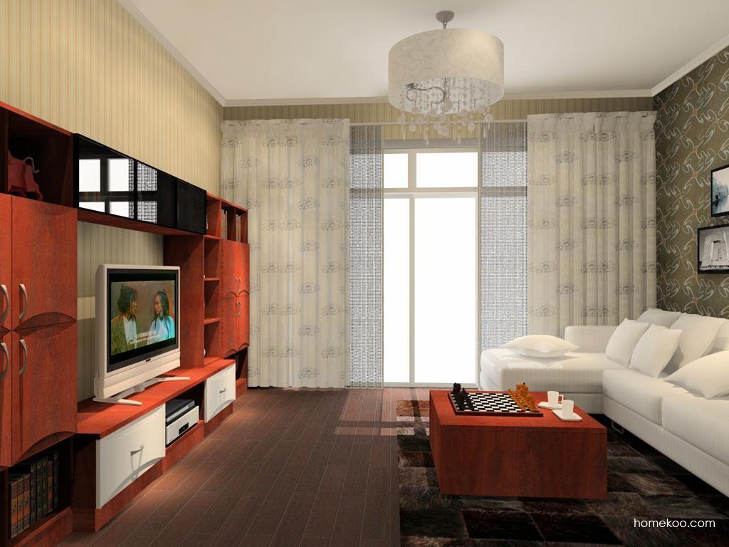 挪威月色客厅家具D13596