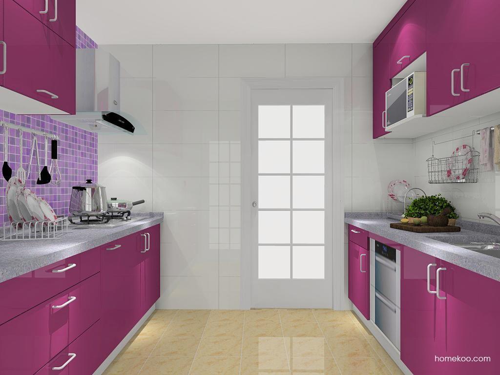 紫晶魅影橱柜F12948