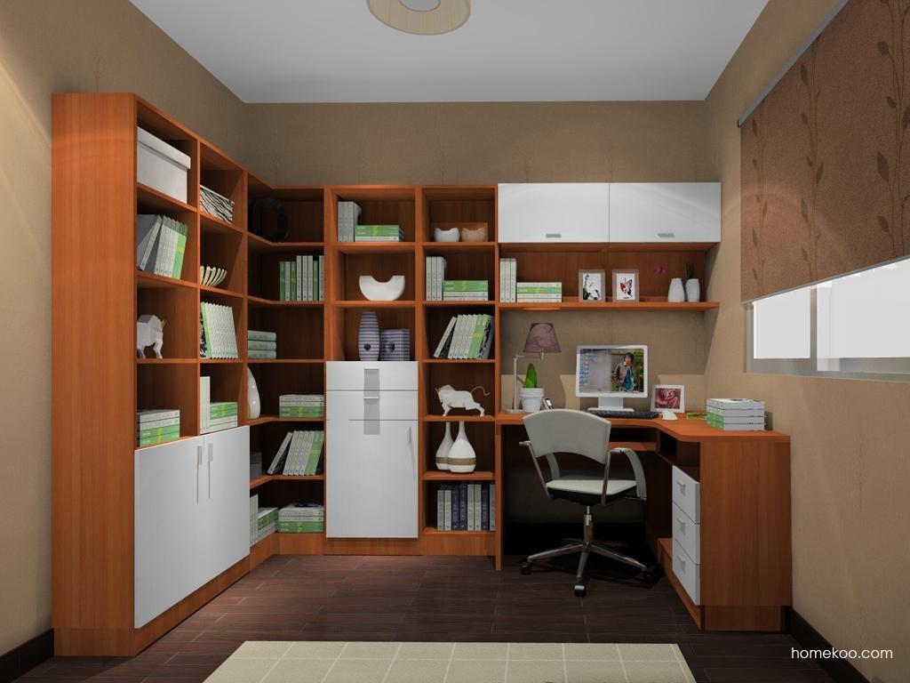 新实用主义书房家具C11221