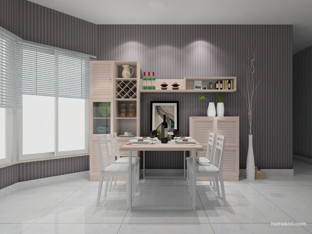 北欧阳光餐厅家具E10615