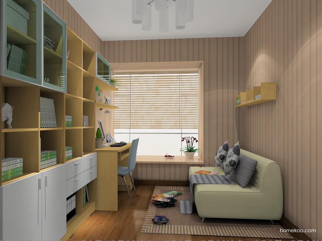 新实用主义书房家具C11241