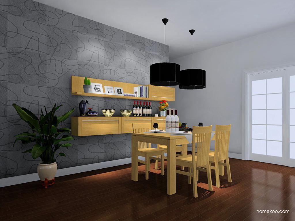 丹麦本色家具E10627