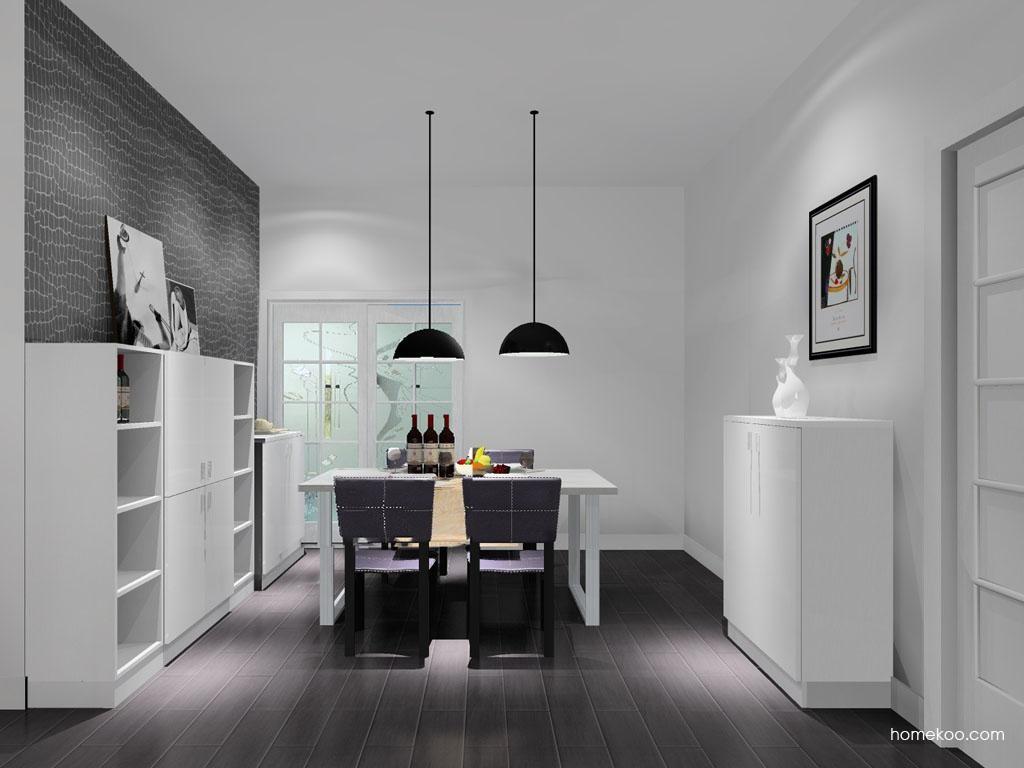新实用主义餐厅家具E10628