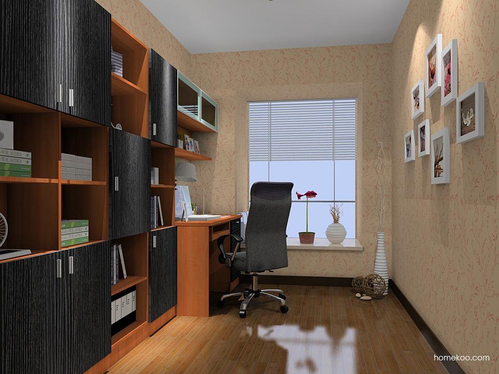 新实用主义书房家具C11262