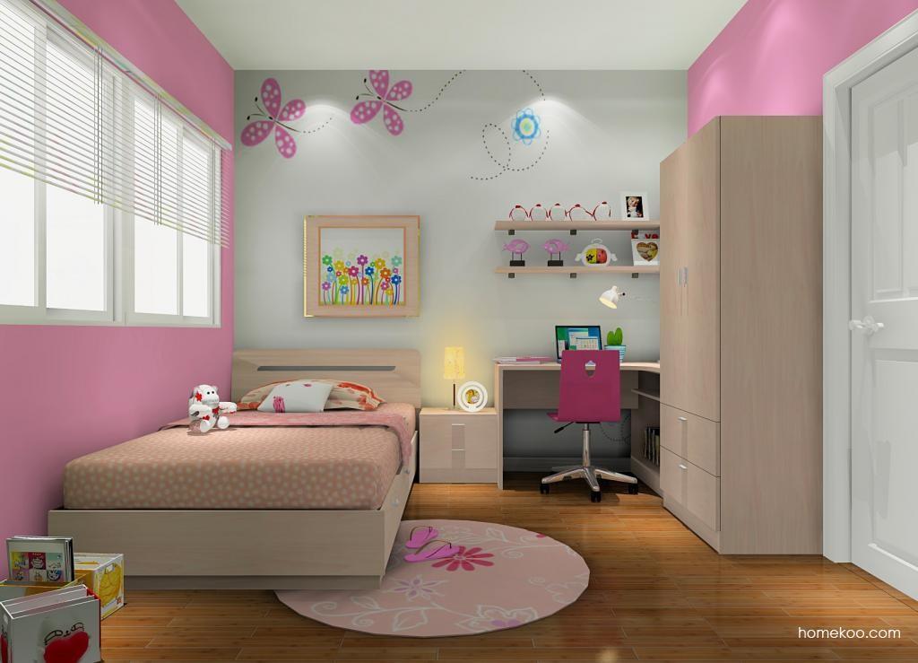 女孩的梦青少年房B11772