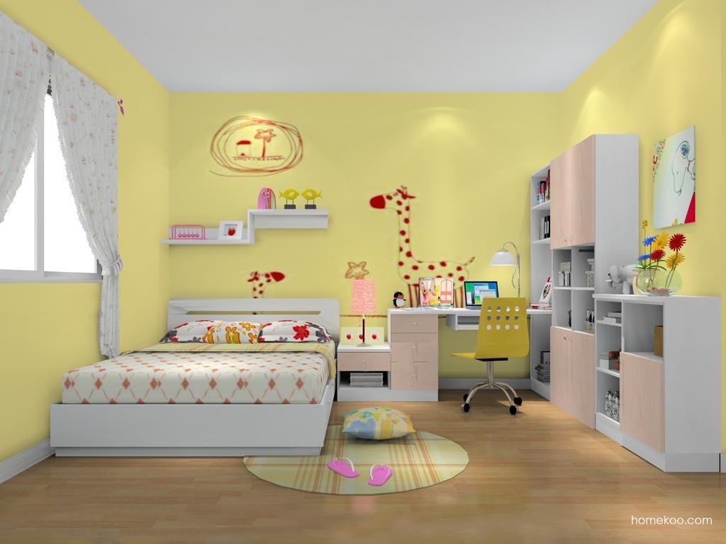 女孩的梦青少年房B11792