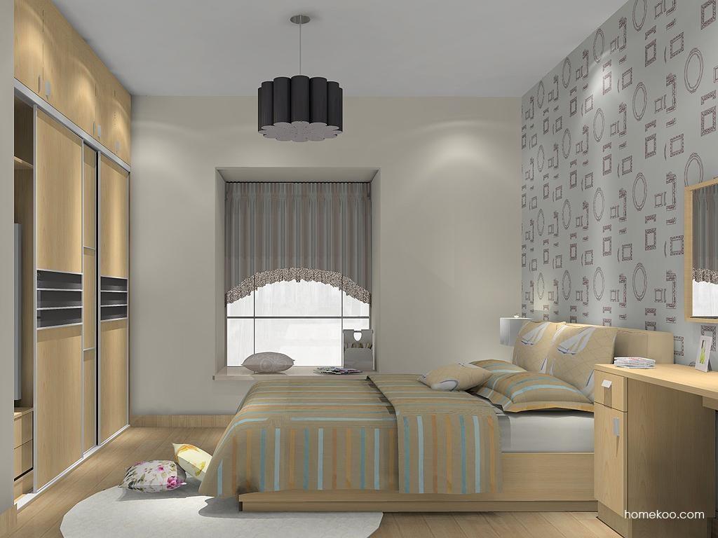 新实用主义卧房家具A13755