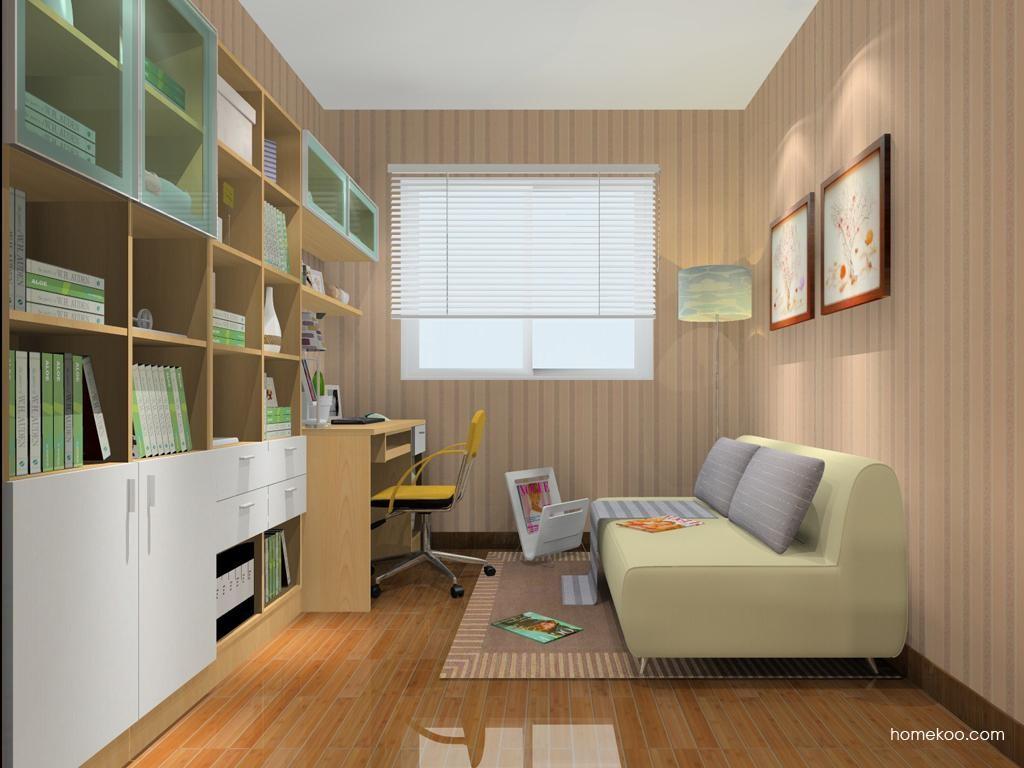 新实用主义书房家具C11309