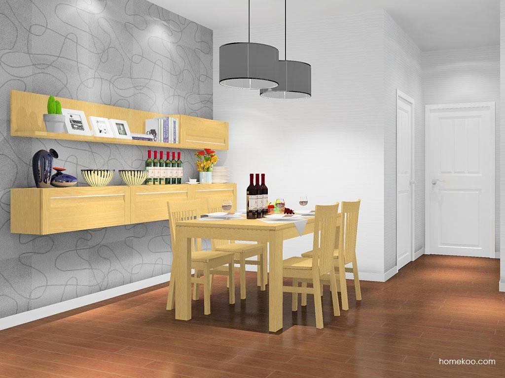 丹麦本色家具E10638