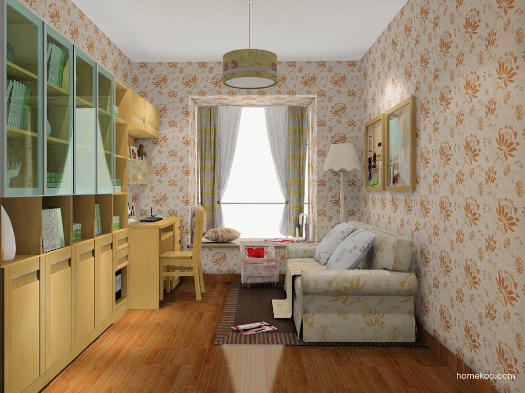 丹麦本色书房家具C11311