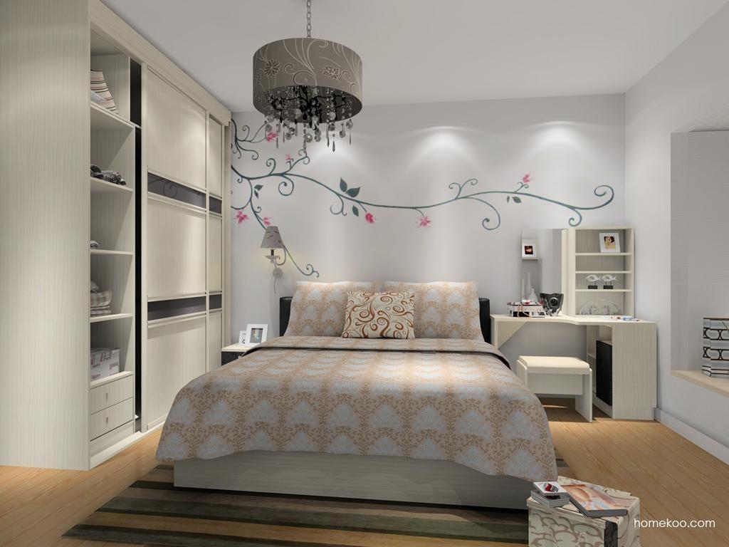 米兰剪影卧房家具A13772