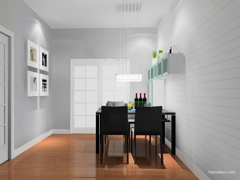 简约主义餐厅家具E10642