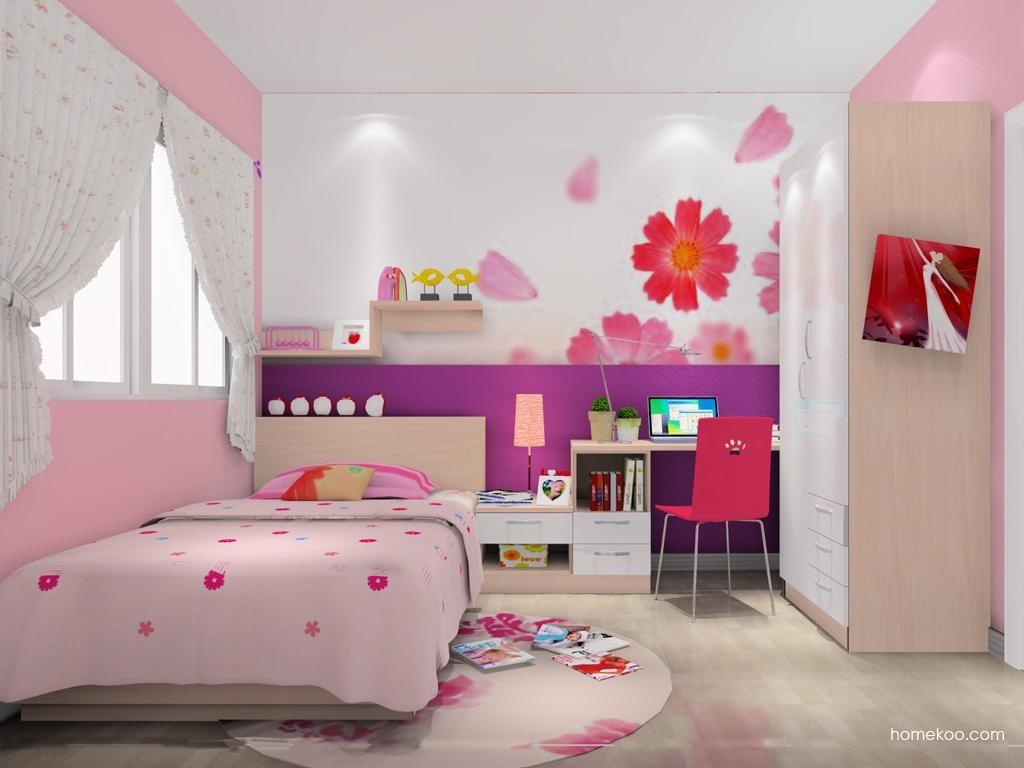女孩的梦青少年房B11811