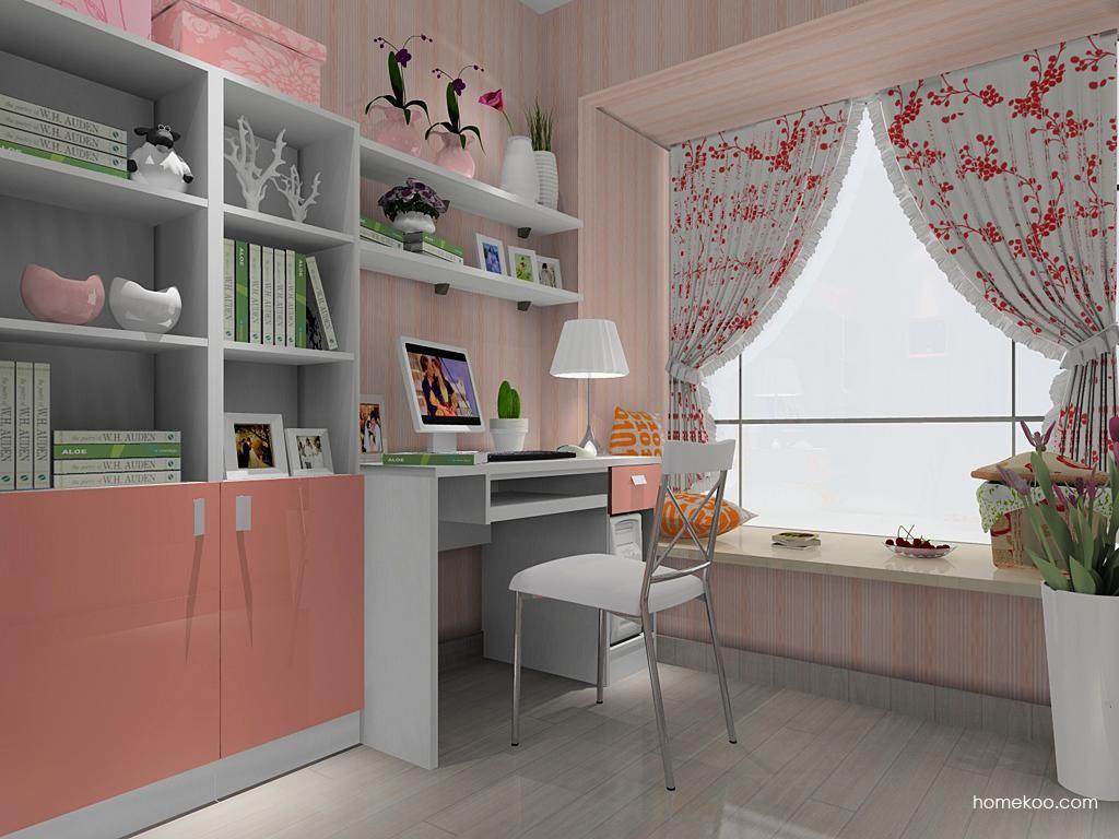 浪漫主义书房家具C11327