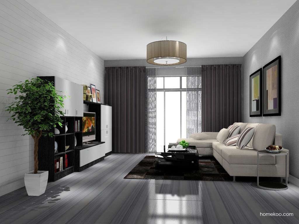 简约主义客厅家具D13648