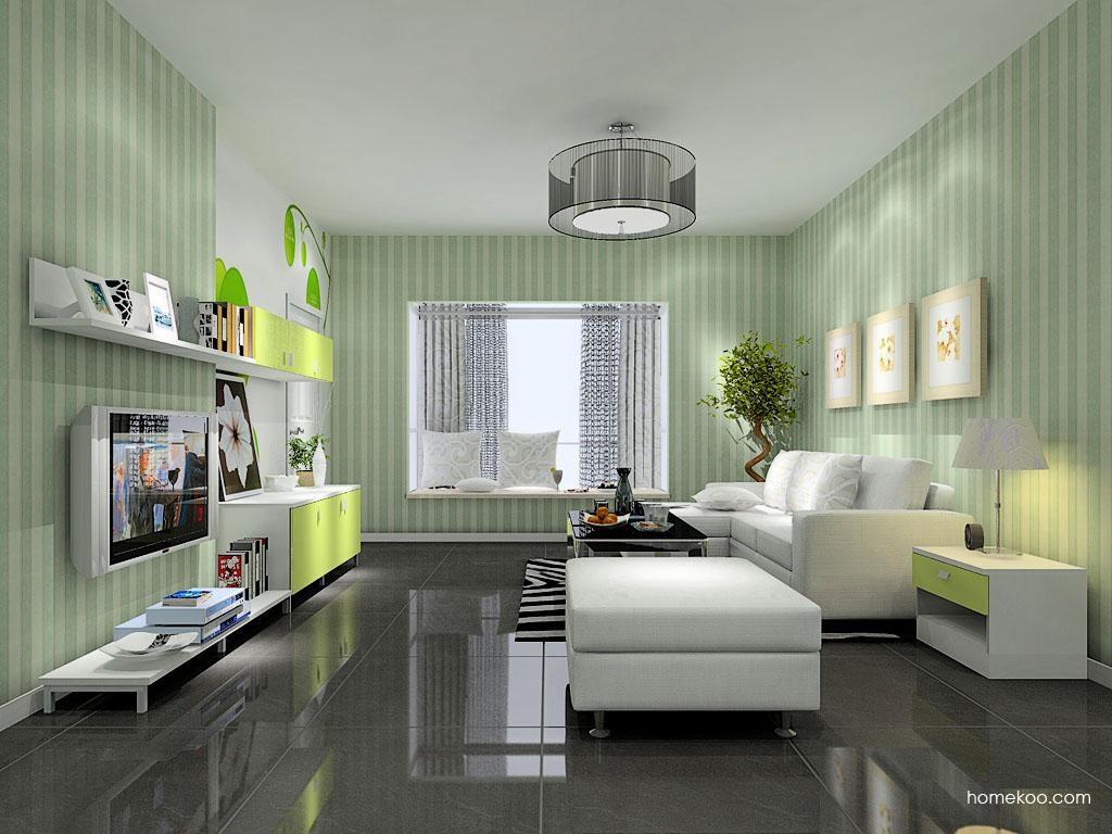浪漫主义客厅家具D13649