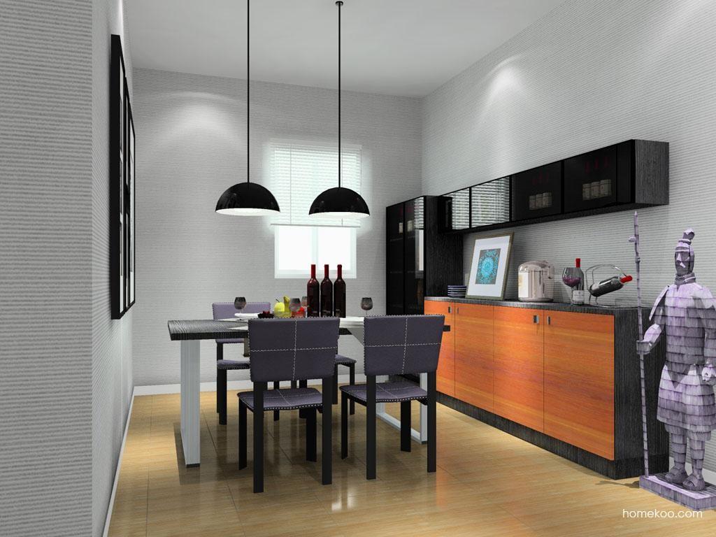 德国森林餐厅家具E10646