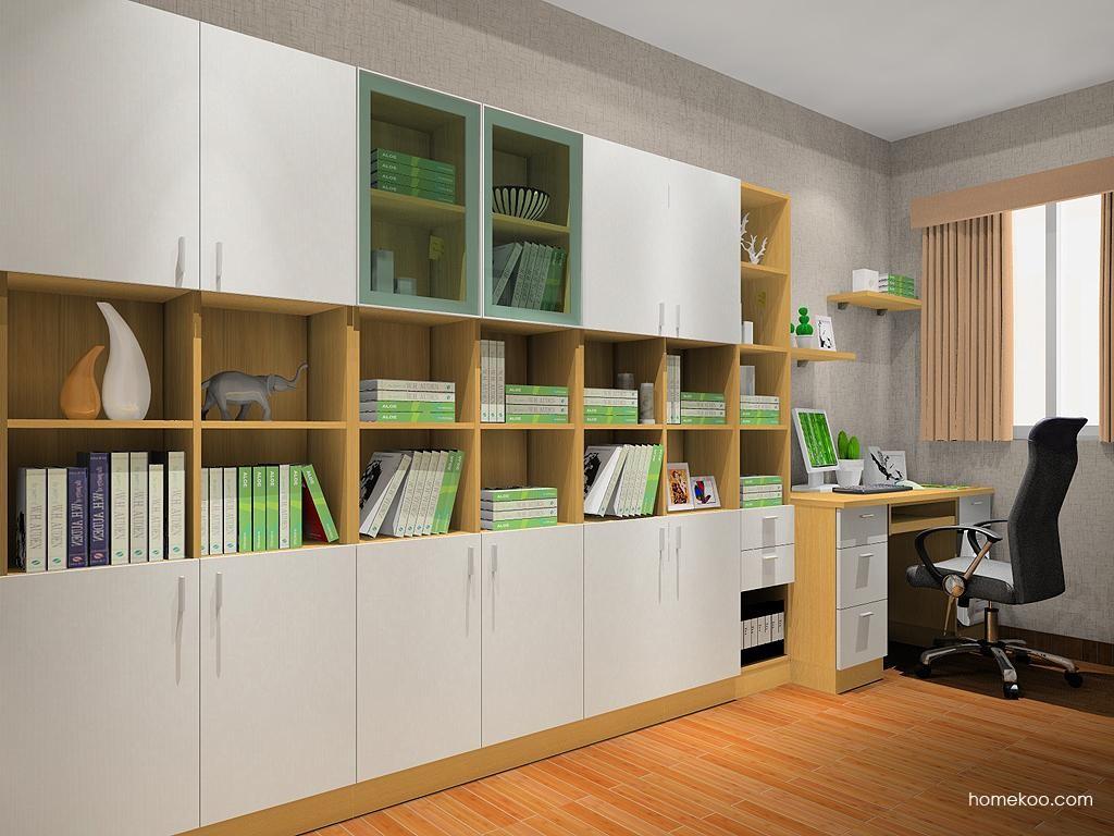 新实用主义书房家具C11332
