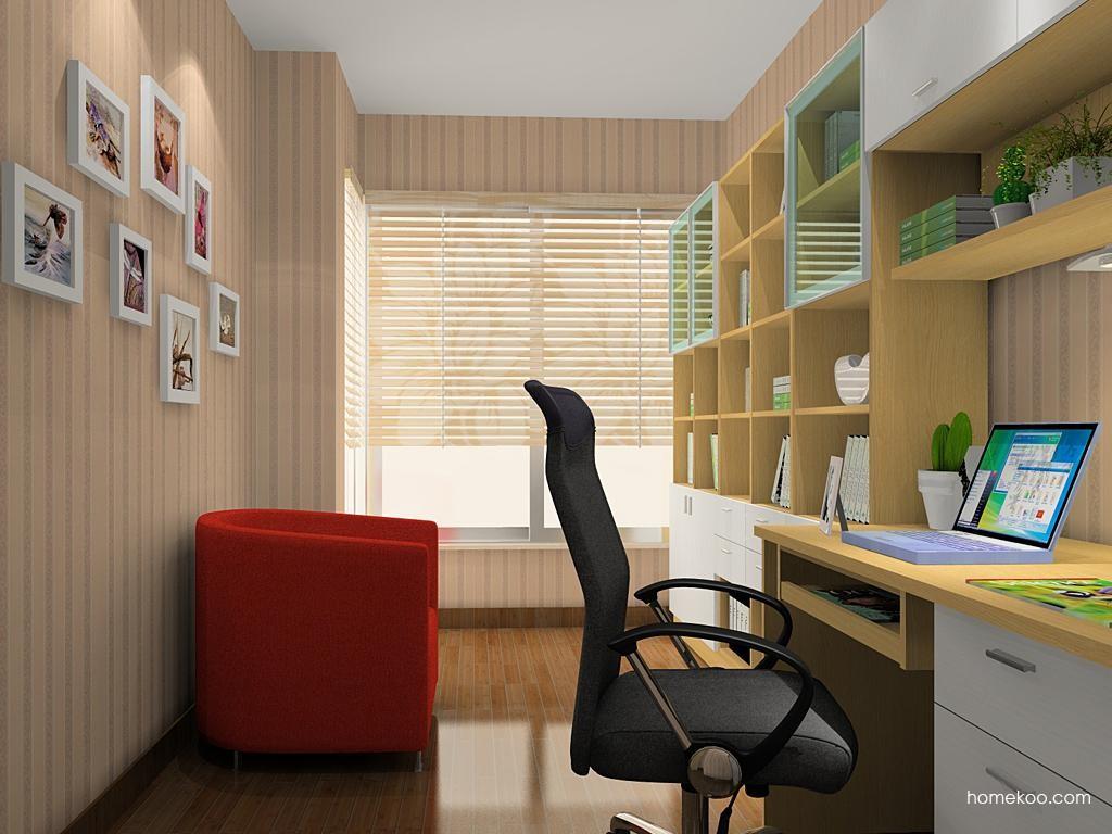 新实用主义书房家具C11340