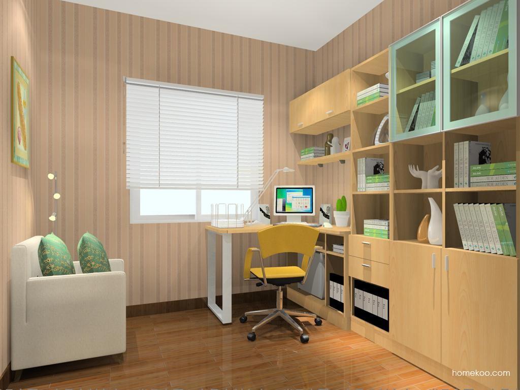 新实用主义书房家具C11348