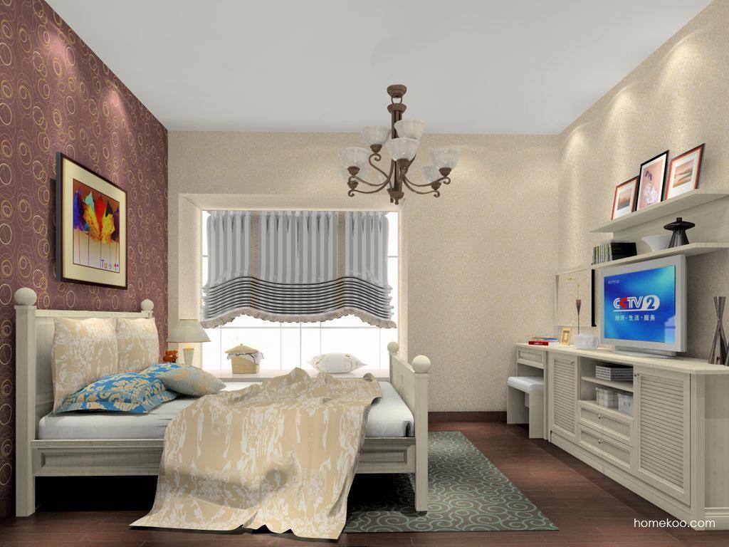 英伦印象卧房家具A13835