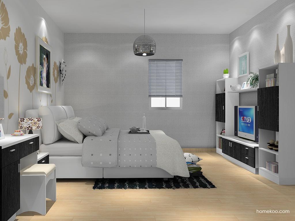 简约主义卧房家具A13839