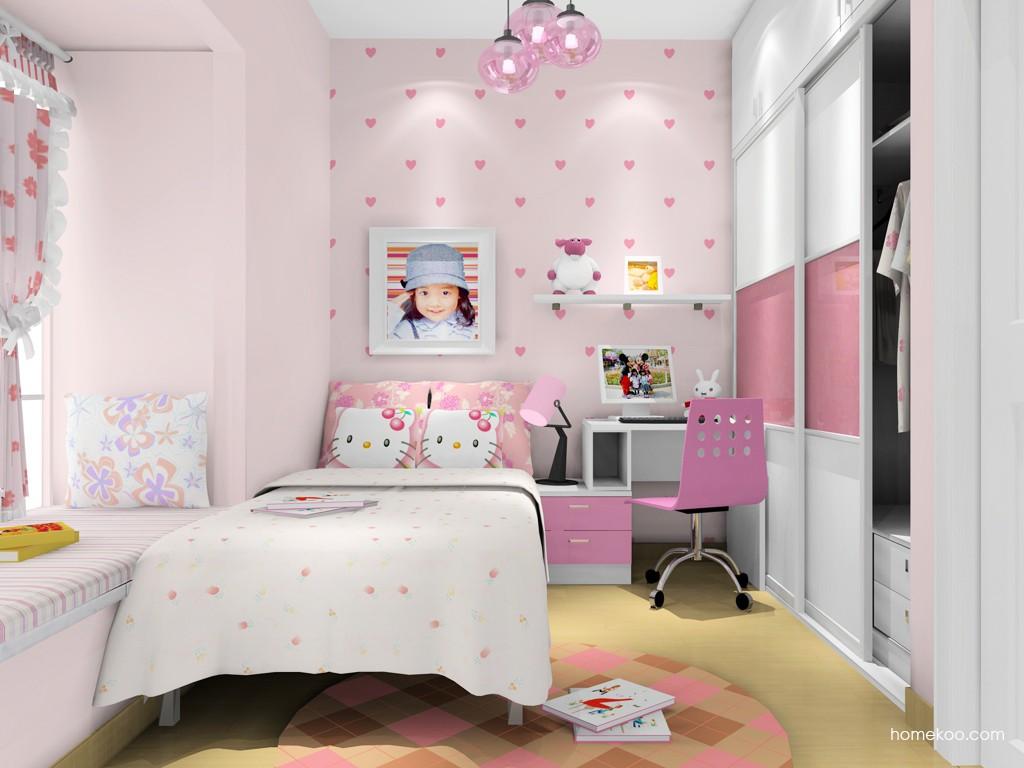 女孩的梦青少年房B11846