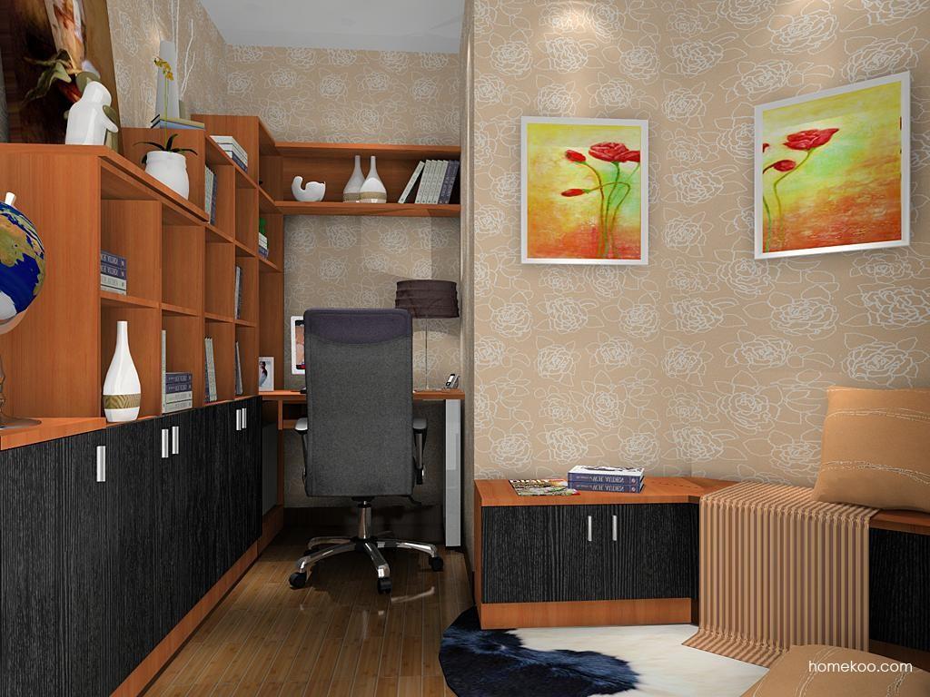新实用主义书房家具C11388