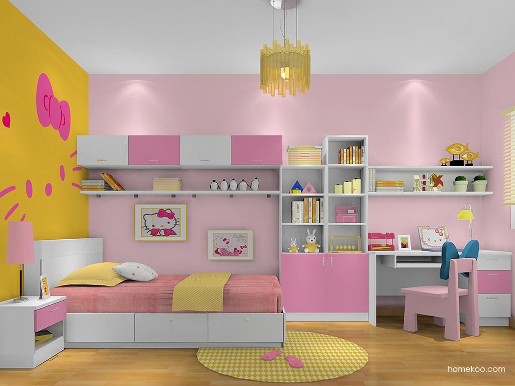 女孩的梦青少年房B11876