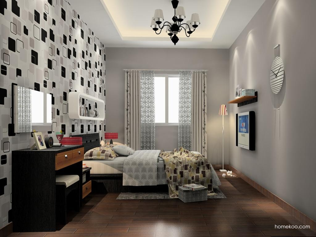 德国森林卧房家具A13866